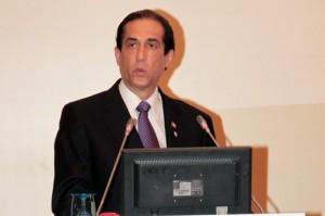 El Ministro de la Presidencia Gustavo Montalvo.