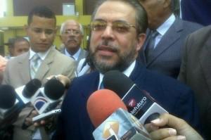 Guillermo Moreno va a la JCE