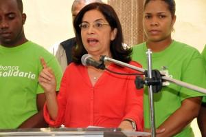 MAIRA JIMENEZ, DIRECTORA DE BANCA SOLIDARIA