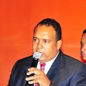 (foto) Carlos Sanchez, secretario generla filial PRSC Miami