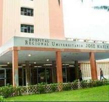 hospital jose mria cabral y baez