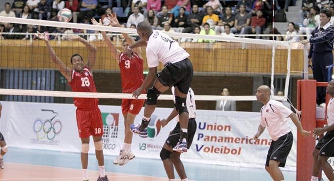 República Dominicana barre a Trinidad y Tobago en voleibol masculino