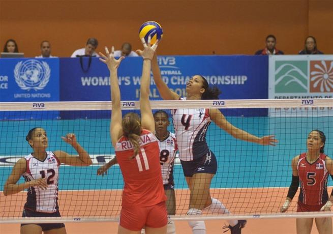 Turquía vence a RD en Campeonato Grand Prix de Voleibol