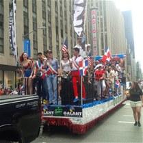 """Celebrarán el 25 agosto """"Desfile Dominicano de Filadelfia"""""""