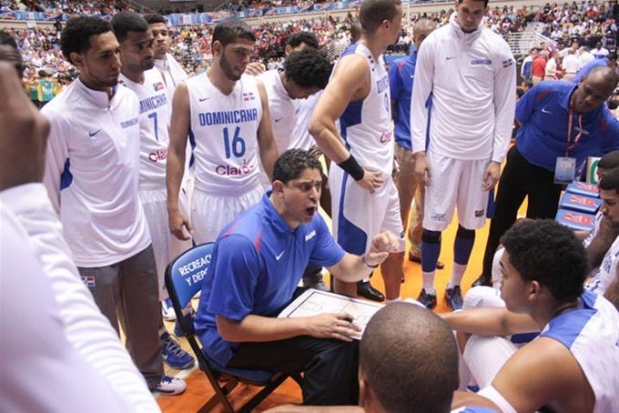 Dan a conocer los 12 jugadores RD estarán en Premundial FIBA 2013
