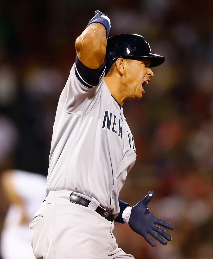 Rodríguez bata de 4-3, incluyendo un jonrón en triunfo de Yankees; Encarnación también la saca