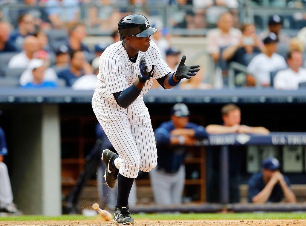 ¡Sigue Caliente! Soriano batea de 5-4 y remolca una en revés de Yankees