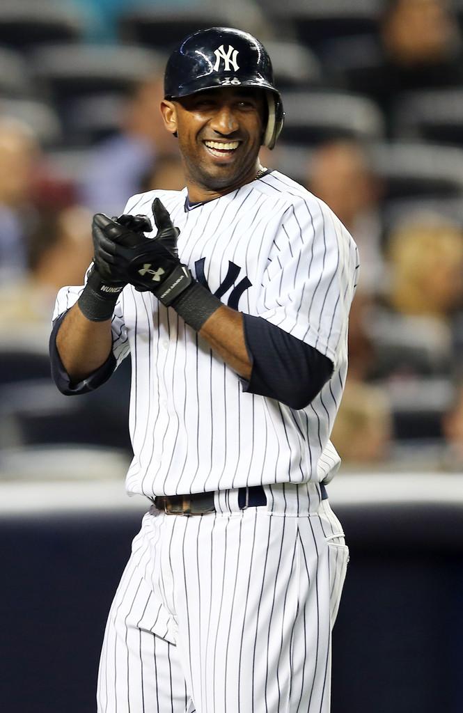 Núñez remolca en dos en barrida Yankees; Rosario dispara su cuadrangular 20