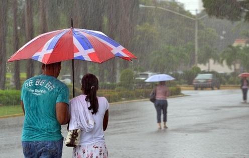 Vaguada seguirá provocando aguaceros; siguen altas las temperaturas