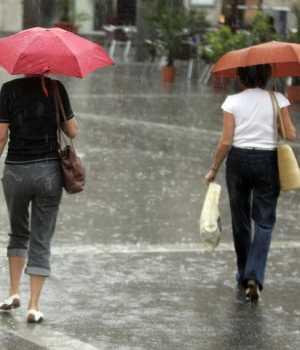 Onamet informa seguirán las lluvias este sábado v