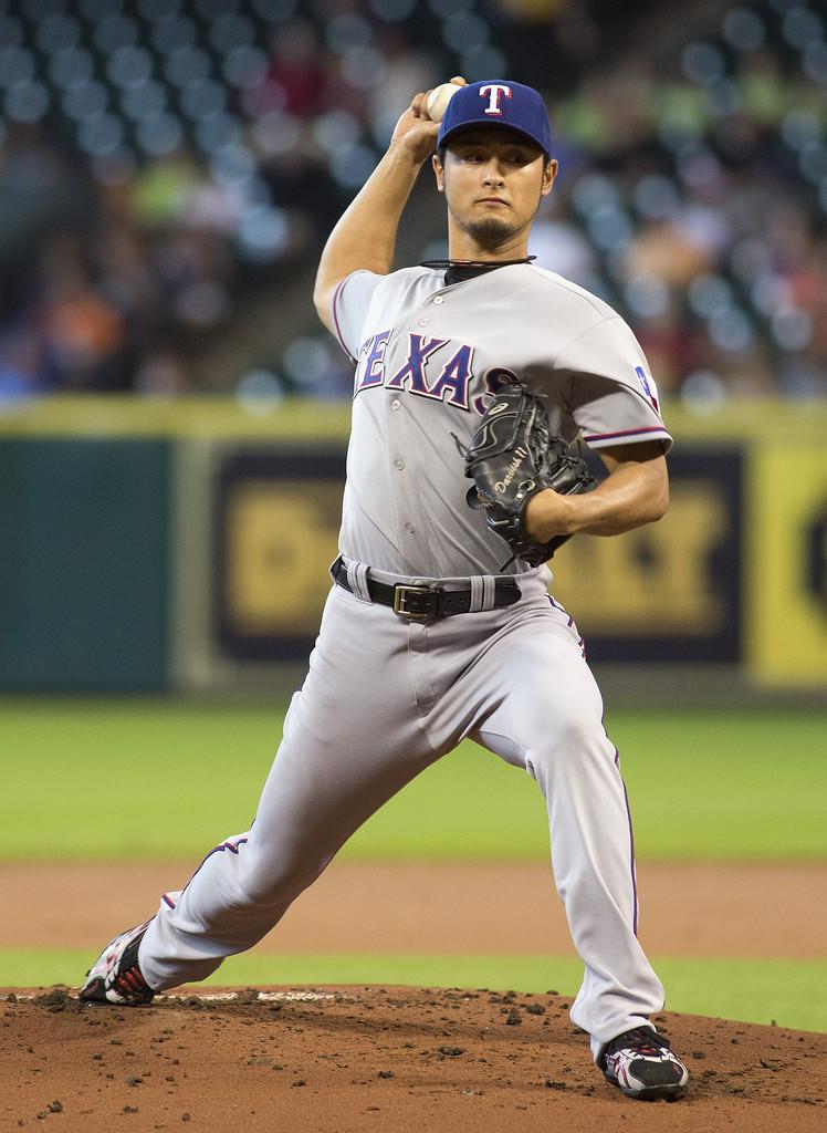 Darvish coquetea con no-hitter; Beltré batea de 4-3 en triunfo de Texas