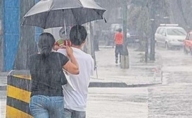 Onamet pronostica lluvias dispersas con tronadas para este domingo