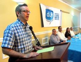Abinader propone movilización para rescatar institucionalidad y democracia