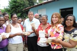 MSP inicia jornada de salud y nutrición en escuelas de San Cristóbal