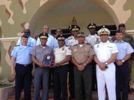 Policías dominicana y haitiana acuerdan fortalecer lucha contra crimen organizado