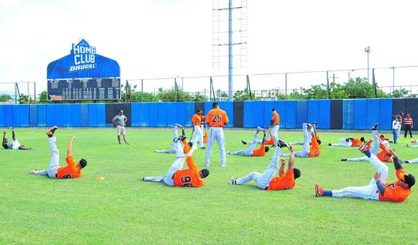 Toros del Este llaman a entrenamientos para nueva temporada de béisbol