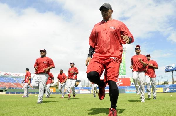Leones del Escogido iniciarán entrenamientos el lunes 30 con miras al próximo torneo de béisbol invernal