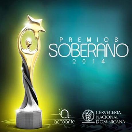 Acroarte da a conocer lista de nominados a Premios Soberano 2014