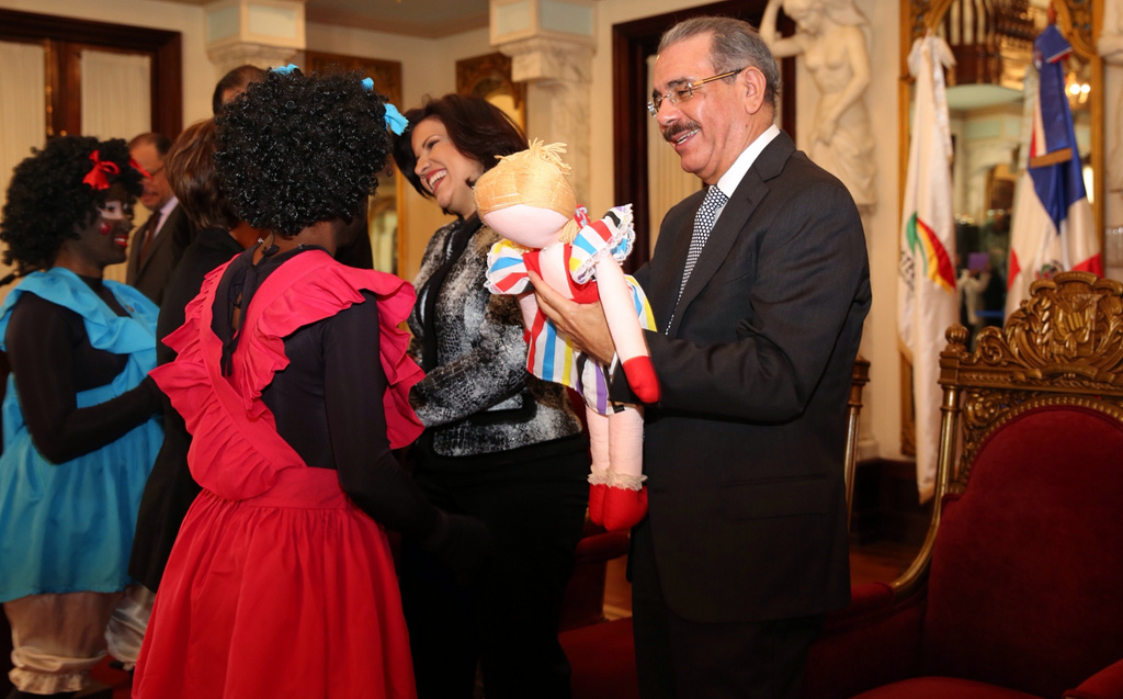 Presidente Medina inicia ejecución de 190 proyectos culturales a nivel nacional