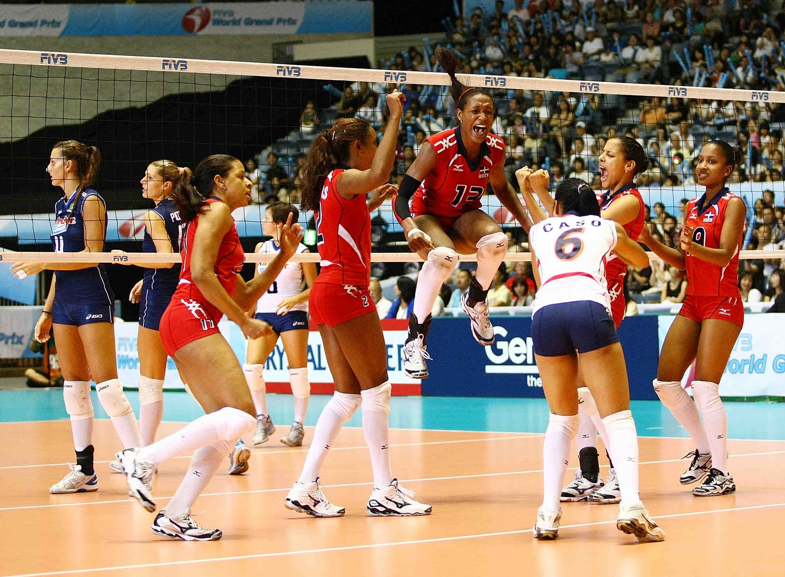 mundiales voleibol: