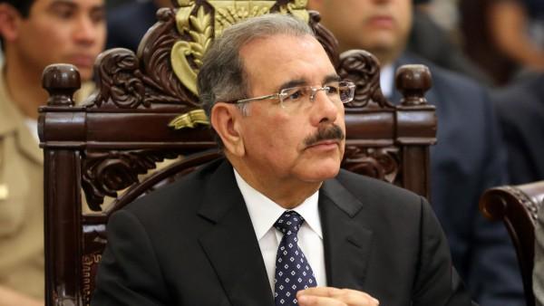 Danilo lamenta muerte de Rubén Peña Pichardo