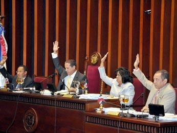 Resultado de imagen para Senado de la República Dominicana  aprueba ley