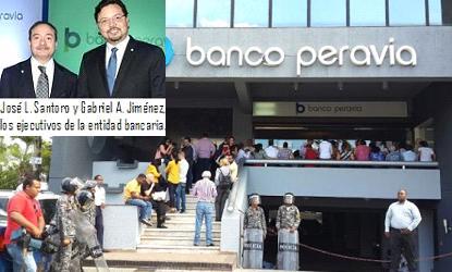 Resultado de imagen para Cierre del Banco Peravia