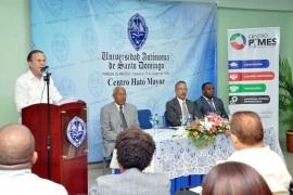 Industria y Comercio inaugura tercer Centro Pymes de la región Este