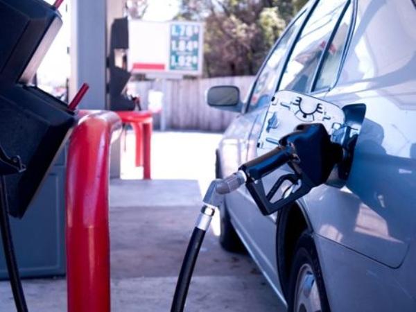 Gobierno congeló los precios de los combustibles