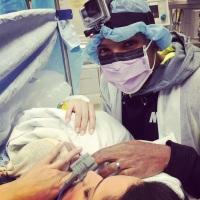 Nace el hijo de la ex Miss Universo, Amelia Vega y el baloncestista Al Horford