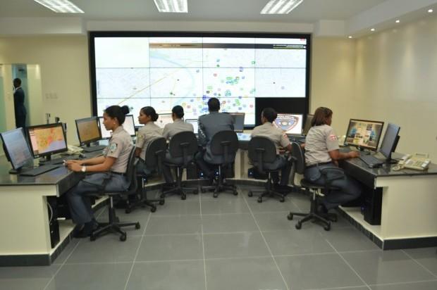 Jefe PN deja en funcionamiento Centro de Control del Crimen en Tiempo Real