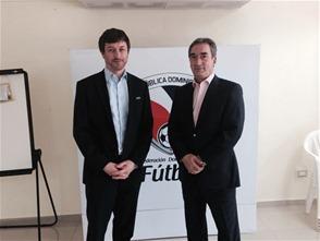Técnicos de la FIFA pasan revista a los trabajos del torneo LDF