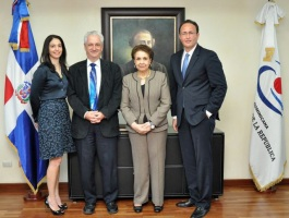 Marte de Barrios cita ejes fundamentales de Cámara de Cuentas para fomento de transparencia