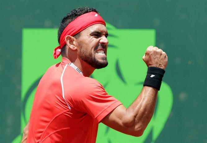 Víctor Estrella se coloca en el puesto 48 en el ranking ATP