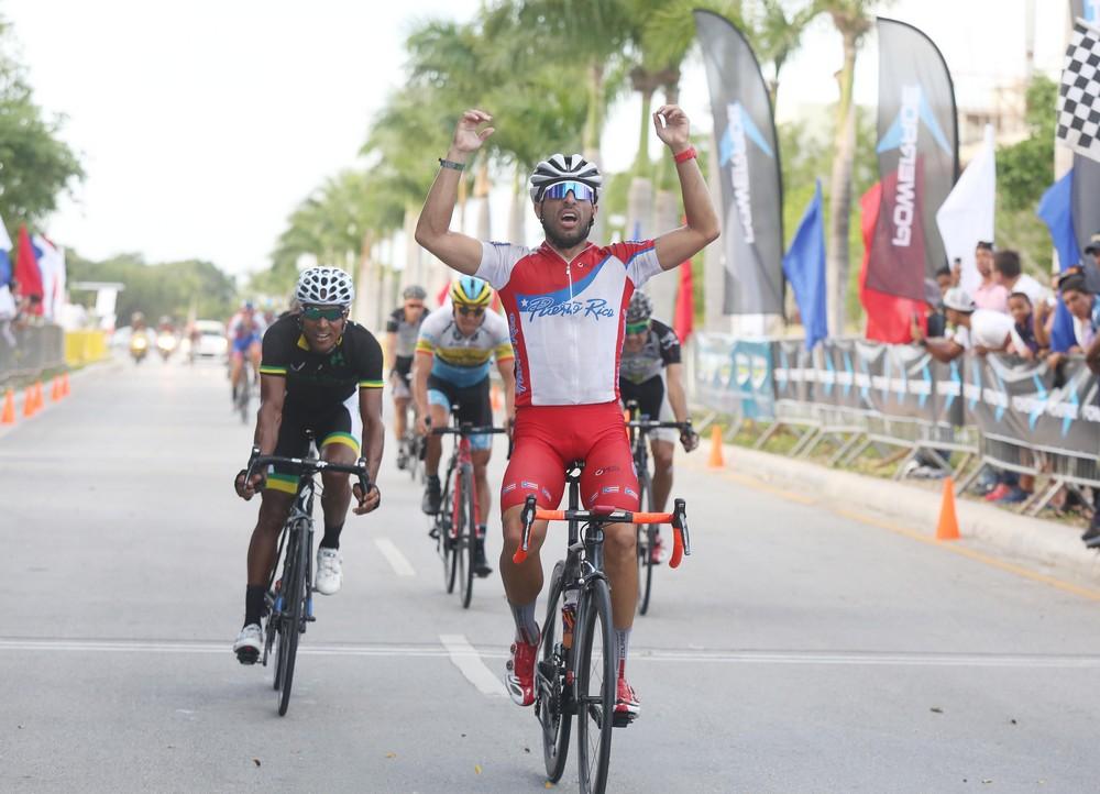 Eduardo Colón se llevó la primera etapa de Vuelta Independencia