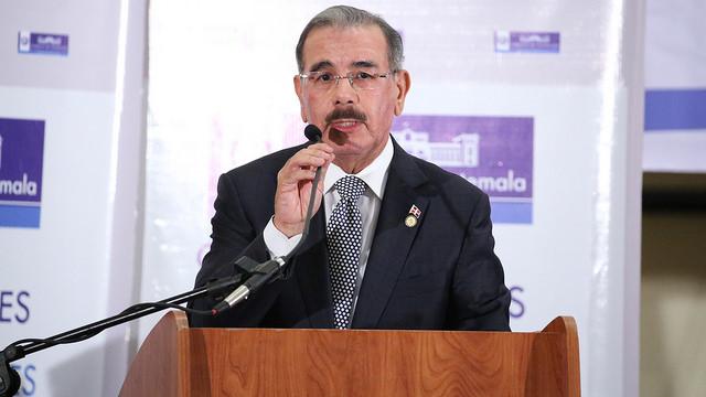 Medina reitera confía en alianzas público–privadas para lograr desarrollo