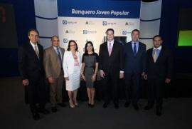 Banco Popular y JADOM premian ganadores de Banquero Joven Popular