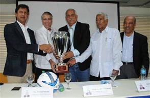 Equipo Fútbol RD jugará este miércoles contra Cuba en estadio Santiago
