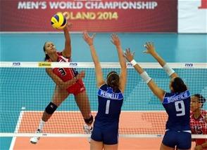 RD enfrentará a Japón en voleibol sub-23 este sábado