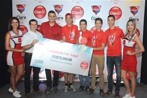 Colegio Quisqueya se llevó el primer lugar en torneo de boliche Claro