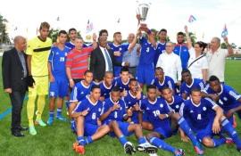 Cuba derrotó 3-0 a RD en partido amistoso de Fútbol
