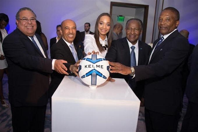 Kelme será el balón oficial de Liga Dominicana de Fútbol