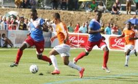 Liga Dominicana de Fútbol inicia por todo lo alto: Atlético San Cristóbal, Barcelona y Pantoja ganan en primera jornada