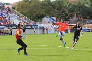 Cibao FC y Moca quedan empates; La Vega y Atlántico FC logran victorias