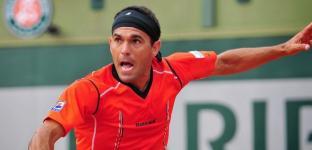Víctor Estrella queda eliminado en primera ronda del Masters Indian Wells
