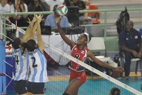 ¡Sigue invicta! RD superó a Argentina en el Panam Sub-20 Femenino
