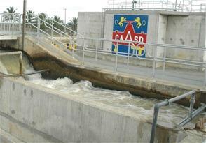 CAASD fortalece tratamiento de agua potable y las residuales