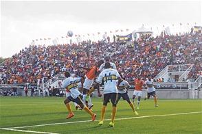 Pantoja buscará este sábado la cima del torneo de Liga Dominicana Fútbol