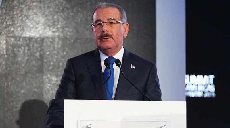 Presidente Danilo Medina aboga por la internacionalización de Pymes