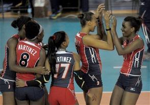 RD apabulla a Nicaragua en inicio de voleibol Panam